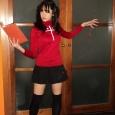 Rin Thosaka fate stay night lilitherz cosplay