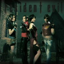 Ada Wong Resident evil Lilitherz Cosplay Softtm17