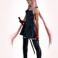 Gasai Yuno lilitherz cosplay hot mirai nikki
