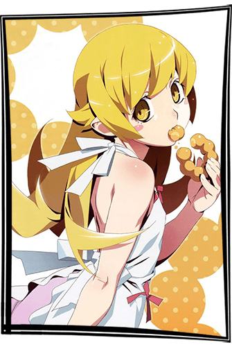 shinobu oshino  nisemonogatari cosplay